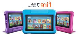 "NEW Amazon Fire 7 Kids Edition Tablet 7"" Display 16GB   - AL"