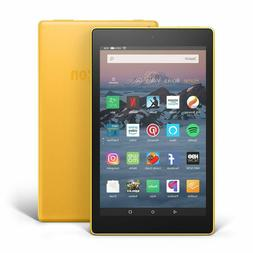 new fire hd 8 tablet with alexa