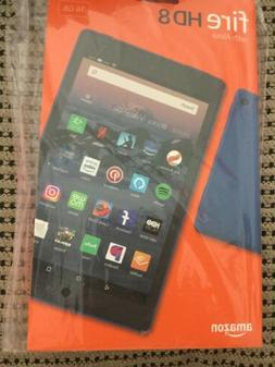 "NEW Amazon Fire HD 8 Tablet With Alexa 8"" Display 16GB  - MA"
