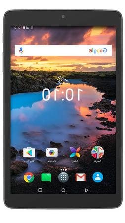 "NEW IN BOX Alcatel A30 8"" Tablet WiFi 4G LTE GSM Cellular Un"