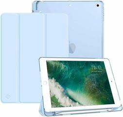 For iPad 9.7 inch 6th Gen 2018 / 5th Gen 2017 Frosted Case C