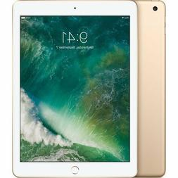NEW Apple iPad with WiFi, 32GB, Gold  MPGT2LL/A Sealed USA W