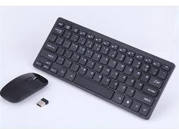 New Mini 2.4G Wireless Keyboard and Optical Mouse Combo for