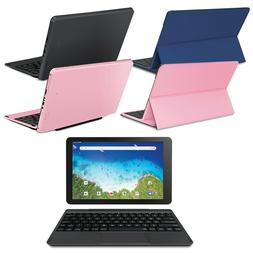 """NEW RCA Viking Pro 10.1"""" Touchscreen 32GB 2-in-1 Tablet with"""