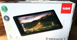 NEW RCA Voyager II 7 inch 8 GB Tablet /Front  Camera/Android