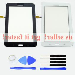"""NEW Whilte Touch Screen Digitizer for Samsung Galaxy 7"""" Tabl"""