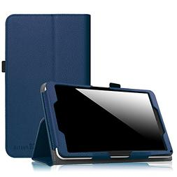 Fintie NuVision 8 Inch Tablet Case - Premium PU Leather Foli