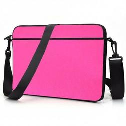 "Nylon Shoulder Messenger Cover Bag Case for 11.6"" 12"" 12.1"""