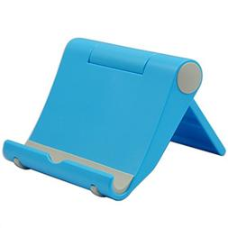 first2savvv OH0703 blue cradle desktop stand dock docking st