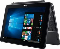 "Acer One 10.1"" TouchScreen 2-in-1 Laptop Tablet Intel 32GB"
