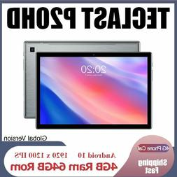 Teclast P20HD 4G Phone Call Tablets 10.1 inch Android 10 600