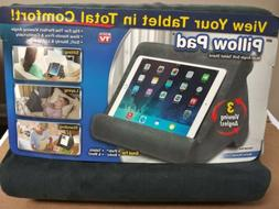 PILLOW PAD--MULTI-ANGLE SOFT TABLET STAND--AS SEEN ON TV