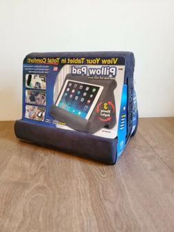 PILLOW PAD Multi-Angle Soft Tablet Stand AS SEEN ON TV Dark