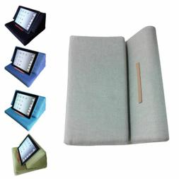 Pillow Stand Books Soft Holders Tablet Log Lap Tablet Stand
