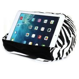 Pillow Tablet Book Stand Holder Lap Rest Cushion for IPad ER