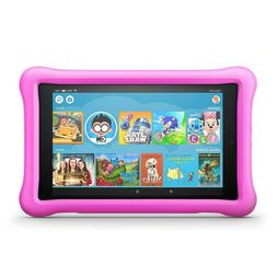 PINK | Amazon Fire HD 8 Kids Edition Tablet 8 Display Quad-c