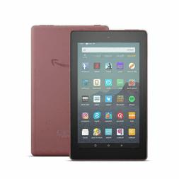 plum fire 7 tablet with alexa 7