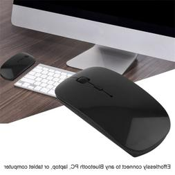 Portable Rechargeable Bluetooth 3.0 Wireless Mouse For Lapto
