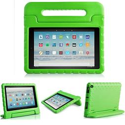 LTROP Portable Shockproof Kids Case for Amazon Fire HD 10 20