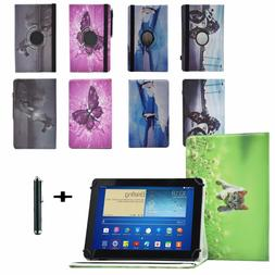 "Premium Leather 10.1"" Tablet Case / 360 Cover For YUNTAB 10."