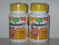 PRIMADOPHILUS FOR KIDS 3 BILLION CFU ORANGE DIGESTION CHEWAB