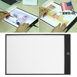 Pro Digital A4 LED Graphic Tablet for Drawing Display Panel