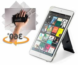 Prosumer's Choice 2-in-1 Tablet Hand Strap and Mount for Tab