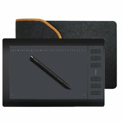 Protective Bag Case Cover for Huion H610Pro New 1060Plus DWH