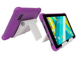 iShoppingdeals Protective TPU Cover Case + Adjustable Stand