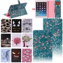 PU Leather Hard Shell Stand Tablet Case Smart Cover For iPad
