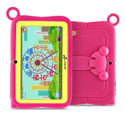 Yuntab Q88R 7 inch Kids Edition Tablet with Premium Parent C