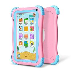 Yuntab Q91 7 inch Android 5.1 Kids Edition Tablet PC with Pr