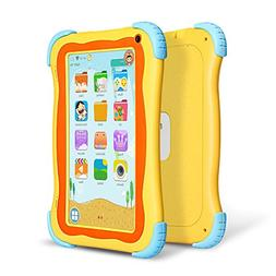 "YUNTAB Q91 Kids Edition Tablet, 7"" Display, 8 GB, WiFi, Kids"