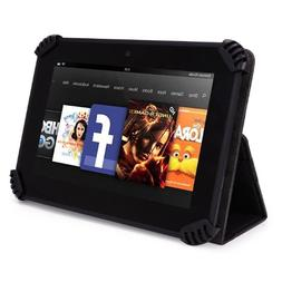 RCA 7 Voyager Tablet Case - UniGrip Edition - BLACK - By Cus