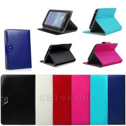 "For RCA Voyager 1,2,3  7"" Tablet Kids Shockproof PU Leather"