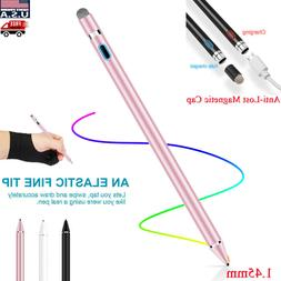 Rechargeable Capacitive Touch Screen Pen Stylus for iPhone i