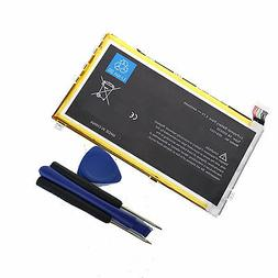 """Replacement Battery -L for Amazon Kindle HD 7"""" X43Z60 Reader"""