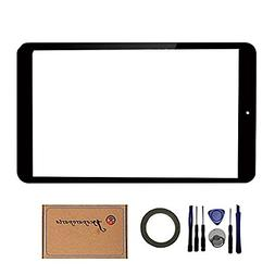 Pcspareparts Replacement Digitizer Touch Screen for Dragon T
