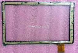 REPLACEMENT DIGITIZER TOUCH SCREEN GLASS FOR RCA RCT6103W46