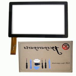 """Replacement Touch Screen Digitizer Glass Panel for 7"""" Dragon"""