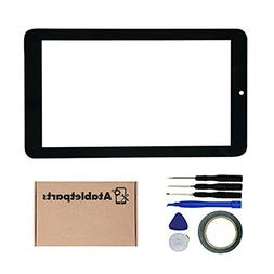 Atabletparts Replacement Touch Screen Digitizer for Alldayma
