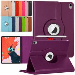 Rotating Case Cover For Apple iPad 9.7 2018 6th Gen/2017 5th
