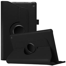 Fintie Rotating Case for All Amazon Fire HD 8 2018/2017 / 20