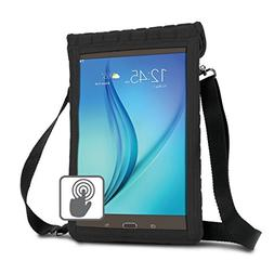 10-in Rugged Travel Sleeve by USA Gear with Touch Capacitive