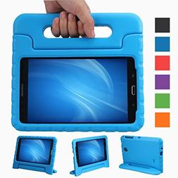 XKTTSUEERCRR Samsung Galaxy Tab 4 8.0 Kids Case, Shockproof