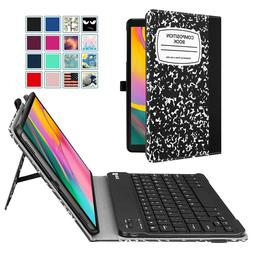 For Samsung Galaxy Tab A 10.1 Tablet Folio Case Cover Stand