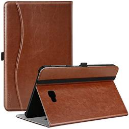 Ztotop Case for Samsung Galaxy Tab A 10.1 - Leather Folio Co
