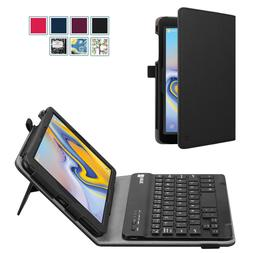 "For Samsung Galaxy Tab A 8.0"" Tablet Case Folio Cover with B"