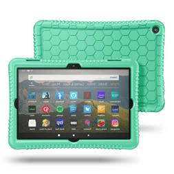 For Kindle Fire HD 8 & HD 8 Plus 10th 2020 Silicone Case Sho