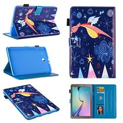 Samsung Galaxy Tab E 9.6 Case, Chgdss with Stand Feature, Mu